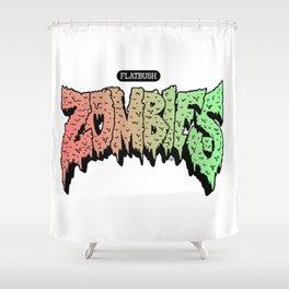 Flatbush Zombies Shower Curtain