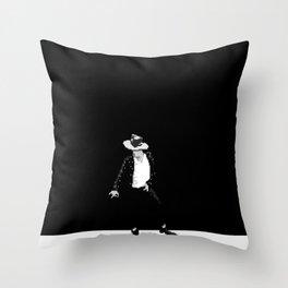 Billie Jean Throw Pillow