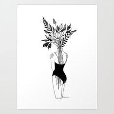 Fragile Art Print