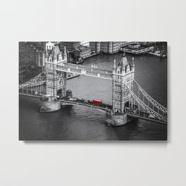 Loving London Metal Print