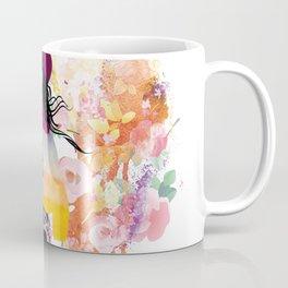 Girl with the Hat Coffee Mug