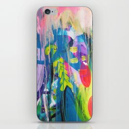 Free Expression iPhone Skin