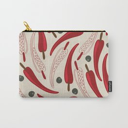 Hot chilli pattern design Carry-All Pouch