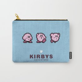 Kirbys Adventure Carry-All Pouch