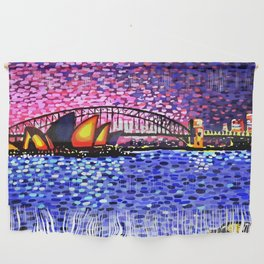 Sydney Harbour Wall Hanging