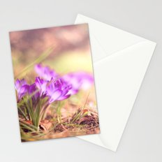 on the ground II Stationery Cards