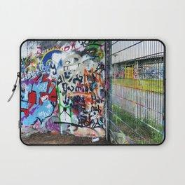 Mauerpark Graffiti Artwork Berlin Laptop Sleeve