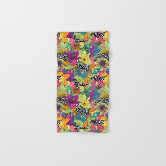 wondergarden Hand & Bath Towel