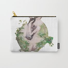 Buckskin in the Greens Carry-All Pouch
