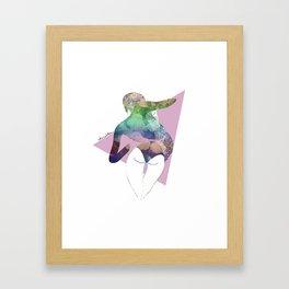 Love Can Be Framed Art Print