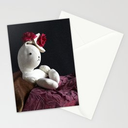 Bunny Muse Stationery Cards