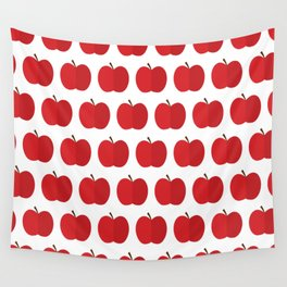 Apple party Wall Tapestry