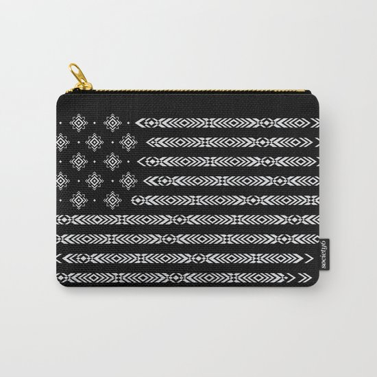 Native Of America Carry-All Pouch