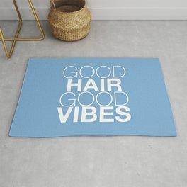 Good Hair Good Vibes Rug