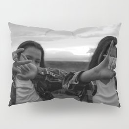 Native Girl Magic Pillow Sham