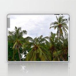 Palm Trees in the Sky Laptop & iPad Skin