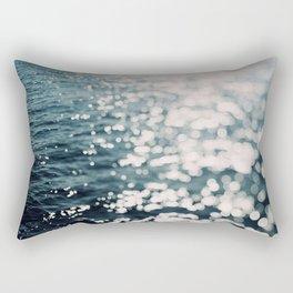 Sea Spark Rectangular Pillow