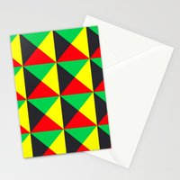 Vermeyden Pattern Stationery Cards
