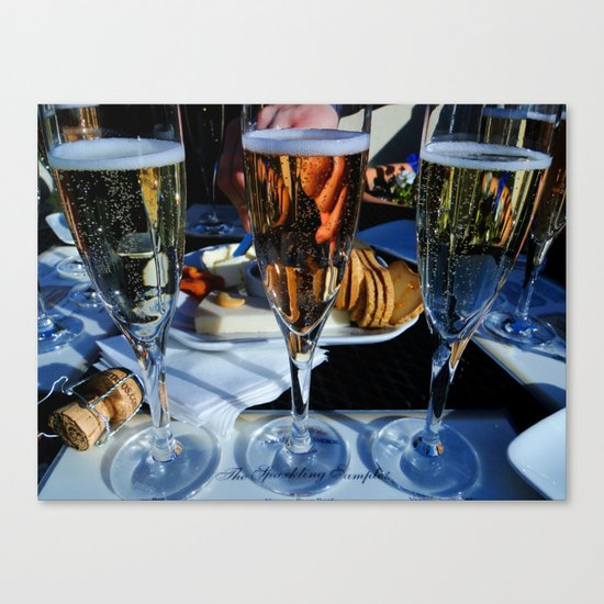 Joys of Napa Canvas Print