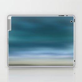 Dreamscape #7 blue-green Laptop & iPad Skin