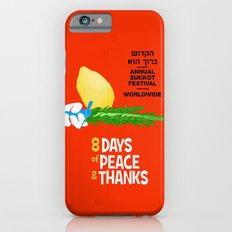 Sukkot Poster Slim Case iPhone 6s