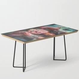 Dancer in Motion Coffee Table