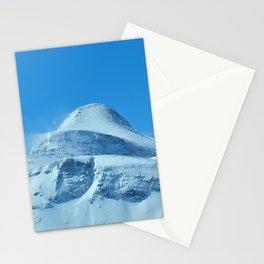 The imposing peak of Gjaidstein, Austria Stationery Cards