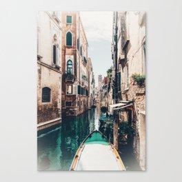 Venice,Italy wallart Canvas Print