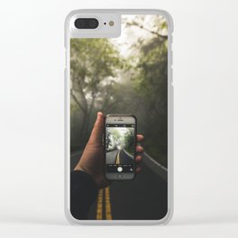 Point of View Clear iPhone Case