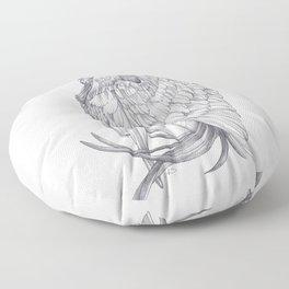 Vulture Floor Pillow