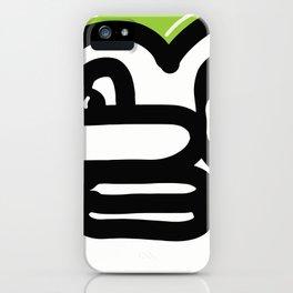 BLOB 22 iPhone Case