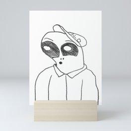 You Said Drugs? Mini Art Print