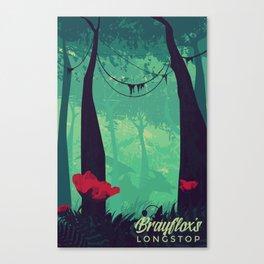 Brayflox's Longstop | FFXIV Canvas Print