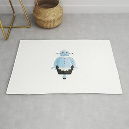 Rosie The Robotic Maid Minimal Sticker Rug