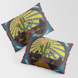 Kokopelli #3 Pillow Sham