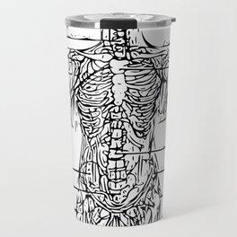 Anatomy Lesson Travel Mug