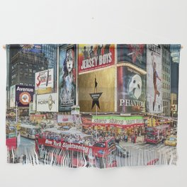 Times Square II Wall Hanging