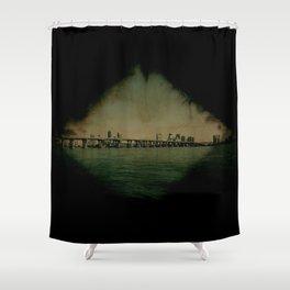 Jacksonville  Shower Curtain