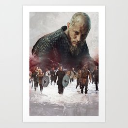 The Heart Of A King Art Print