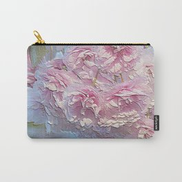 Double Cherry Blossom Carry-All Pouch