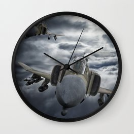 The Phantom menace Wall Clock