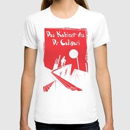 Das Kabinett Des Dr Caligari T-shirt