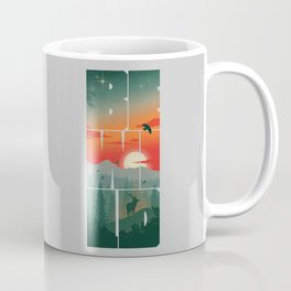 Be Wild Coffee Mug