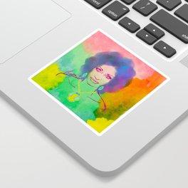 CELIA CRUZ Sticker