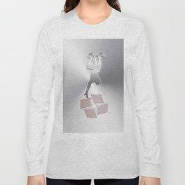 Cool Metal Skater Long Sleeve T-shirt