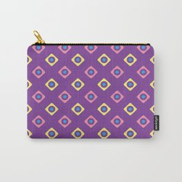 Abstract Dots and Spots Carry-All Pouch