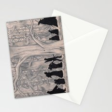 On the way (The Fellowship of the Ring, LOTR) Stationery Cards