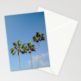 California in the Palm of your Hands Stationery Cards