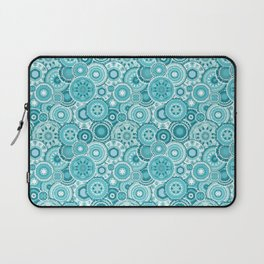 Moroccan vector pattern Laptop Sleeve