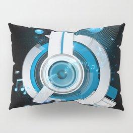 Music Beacon Pillow Sham